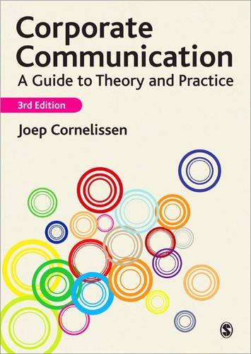 Corporate Communication A Guide to Theory and Practice 3rd 2011 edition cover