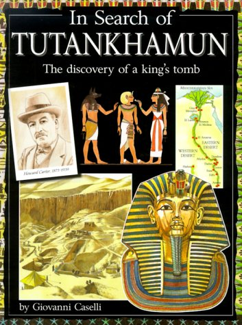 In Search of Tutankhamun : The Discovery of a King's Tomb  1999 9780872265431 Front Cover