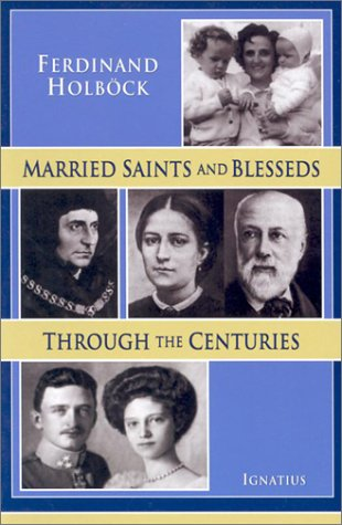 Married Saints and Blesseds  2002 edition cover