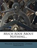 Much Adoe about Nothing  0 edition cover