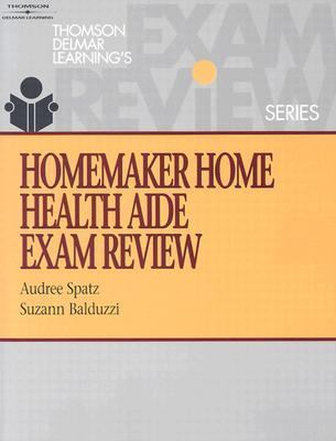 Homemaker Home Health Aide   2005 9781401831431 Front Cover