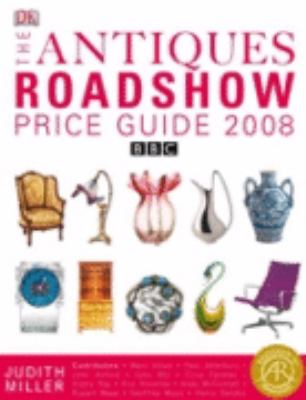 Antiques Roadshow Price Guide  2007 9781405325431 Front Cover