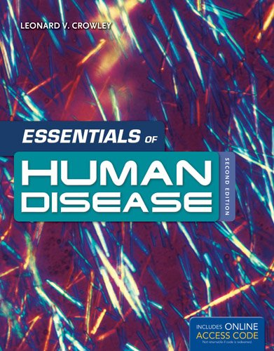 Essentials of Human Disease  2nd 2014 edition cover