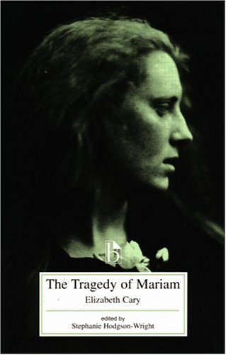 Tragedy of Mariam   2000 edition cover