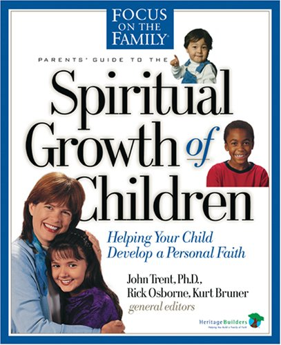 Spiritual Growth of Children   2003 edition cover
