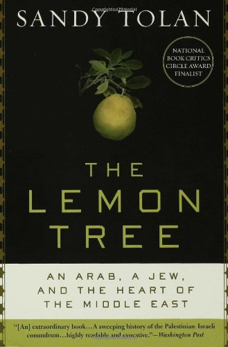 Lemon Tree An Arab, a Jew, and the Heart of the Middle East Annotated edition cover