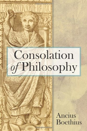 Consolation of Philosophy  N/A edition cover