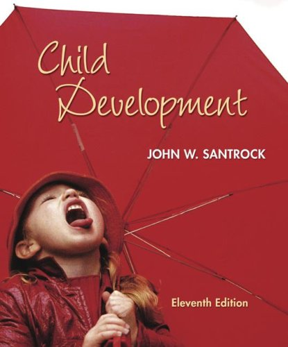 Child Development  11th 2007 9780072967432 Front Cover