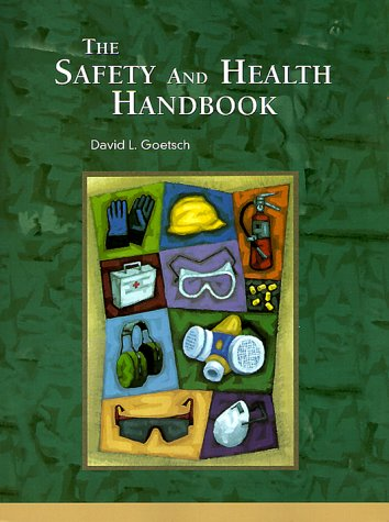 Safety and Health Handbook   2000 edition cover