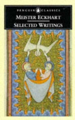 Selected Writings of Meister Eckhart   1994 edition cover