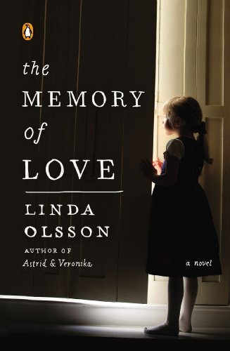 Memory of Love A Novel  2013 edition cover