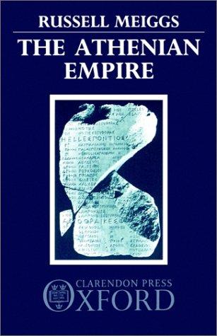 Athenian Empire   1979 (Reprint) edition cover