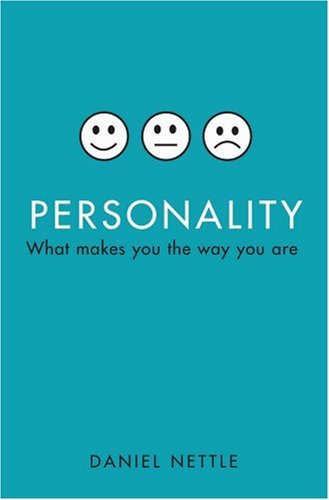 Personality What Makes You the Way You Are  2009 edition cover