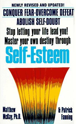 Self-Esteem   1994 (Revised) edition cover