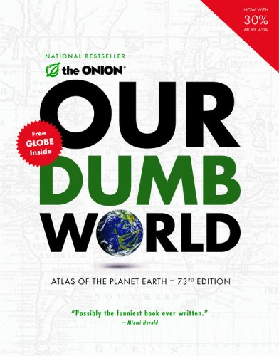 Our Dumb World  73rd edition cover