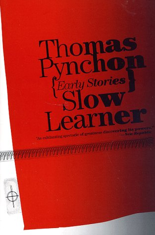 Slow Learner Early Stories Reprint  edition cover