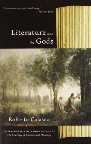 Literature and the Gods  N/A edition cover