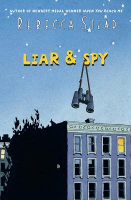 Liar and Spy   2012 edition cover