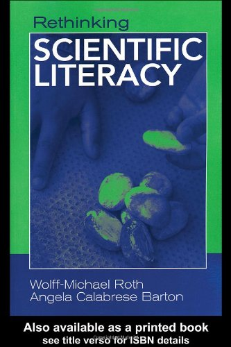 Rethinking Scientific Literacy   2004 edition cover