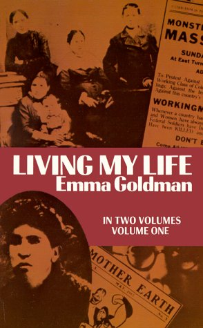 Living My Life   1970 (Reprint) edition cover