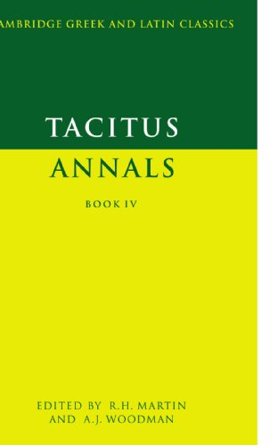 Tacitus   1989 9780521315432 Front Cover