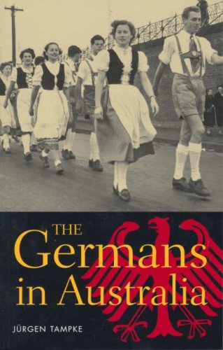 Germans in Australia   2006 9780521612432 Front Cover
