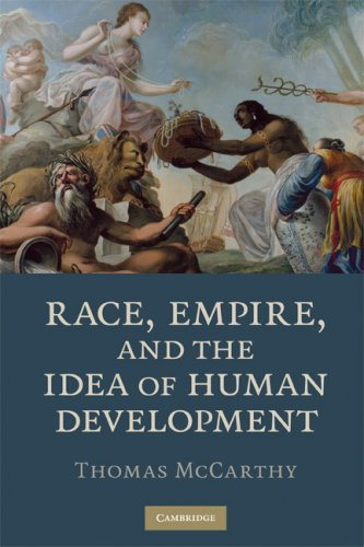 Race, Empire, and the Idea of Human Development   2009 9780521740432 Front Cover
