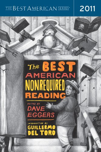 Best American Nonrequired Reading 2011   2011 edition cover