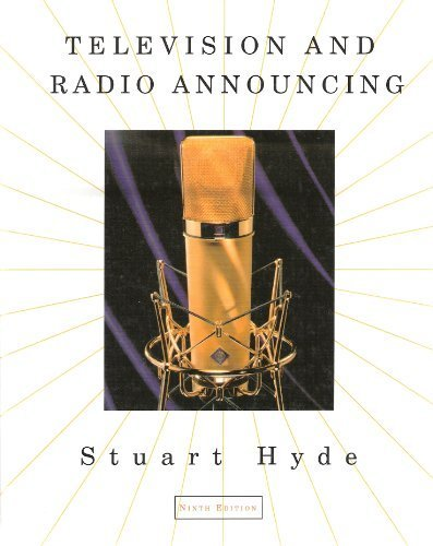 Television and Radio Announcing  9th 2001 edition cover