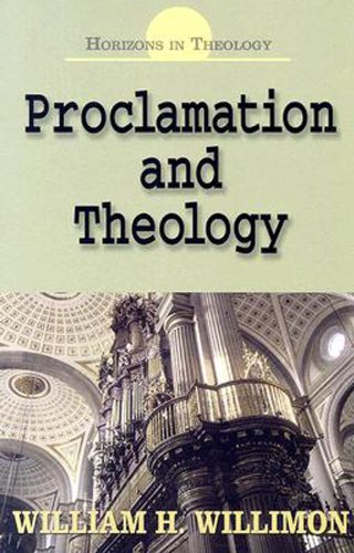 Proclamation and Theology   2005 edition cover