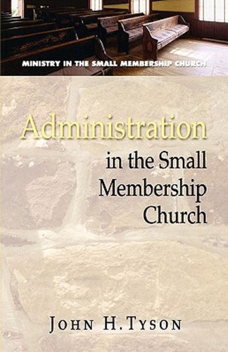 Administration in the Small Me   2007 edition cover