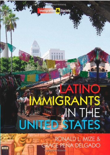 Latino Immigrants in the United States   2012 edition cover