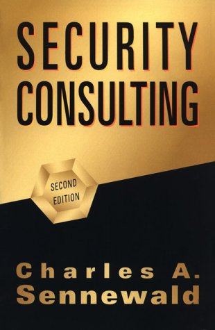 Security Consulting  2nd 1996 9780750696432 Front Cover