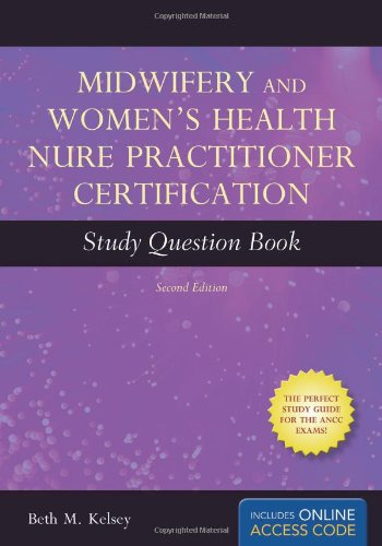 Women's Health Nurse Pract Cert Study Question Book 2E  2nd 2012 (Revised) 9780763777432 Front Cover