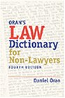 Law Dictionary for Nonlawyers  4th 2000 (Revised) edition cover