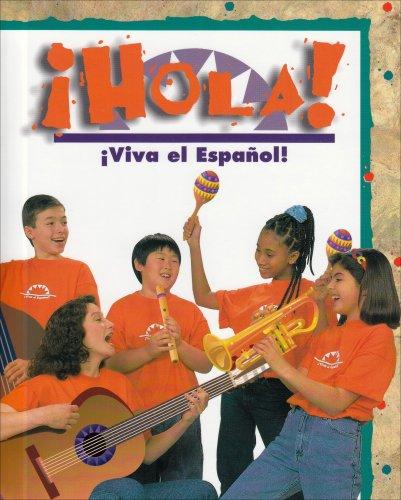 Viva El Espanol - Hola:  1997 edition cover