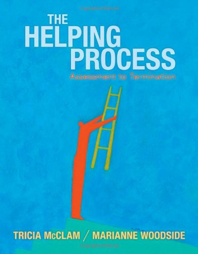 Helping Process Assessment to Termination  2012 edition cover