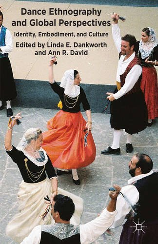 Dance Ethnography and Global Perspectives Identity, Embodiment, and Culture  2014 edition cover