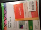 Microsoft� Excel� 2013, Comprehensive   2014 edition cover
