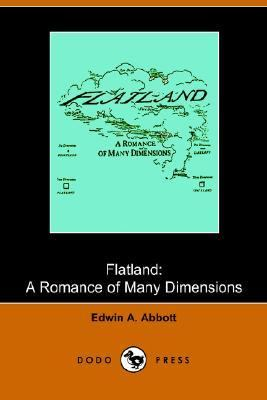 Flatland A Romance of Many Dimensions N/A 9781406503432 Front Cover