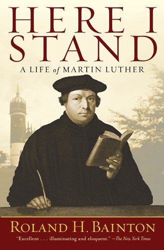 Here I Stand A Life of Martin Luther N/A 9781426754432 Front Cover