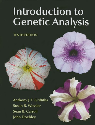 Introduction to Genetic Analysis  10th 2012 9781429229432 Front Cover