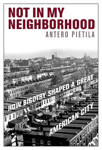 Not in My Neighborhood   2010 edition cover