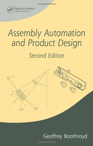 Assembly Automation and Product Design  2nd 2005 (Revised) edition cover