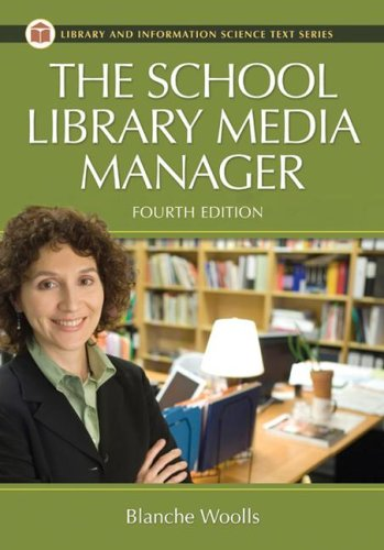 School Library Media Manager  4th 2008 edition cover