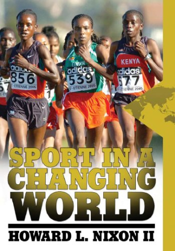Sport in a Changing World   2009 edition cover