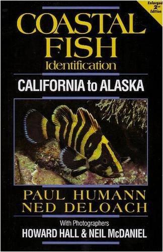Coastal Fish Identification California to Alaska 2nd 2008 (Enlarged) edition cover