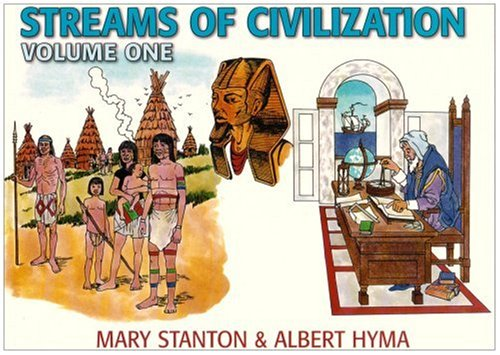 Streams of Civilization Earliest Times to the Discovery of the New World  1978 edition cover