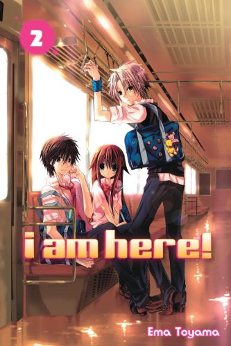 I Am Here! 2   2011 9781935429432 Front Cover