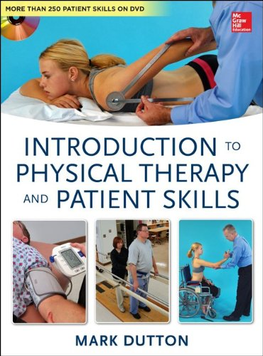 Introduction to Physical Therapy and Patient Skills   2014 edition cover